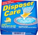 Garbage Disposer Cleaning Care Packets WX10X18