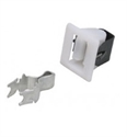 Dryer Door Latch and Strike for Whirlpool Part # 279570 (ER279570)