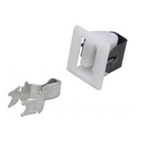 Picture of Dryer Door Latch and Strike for Whirlpool Part # 279570 (ER279570)