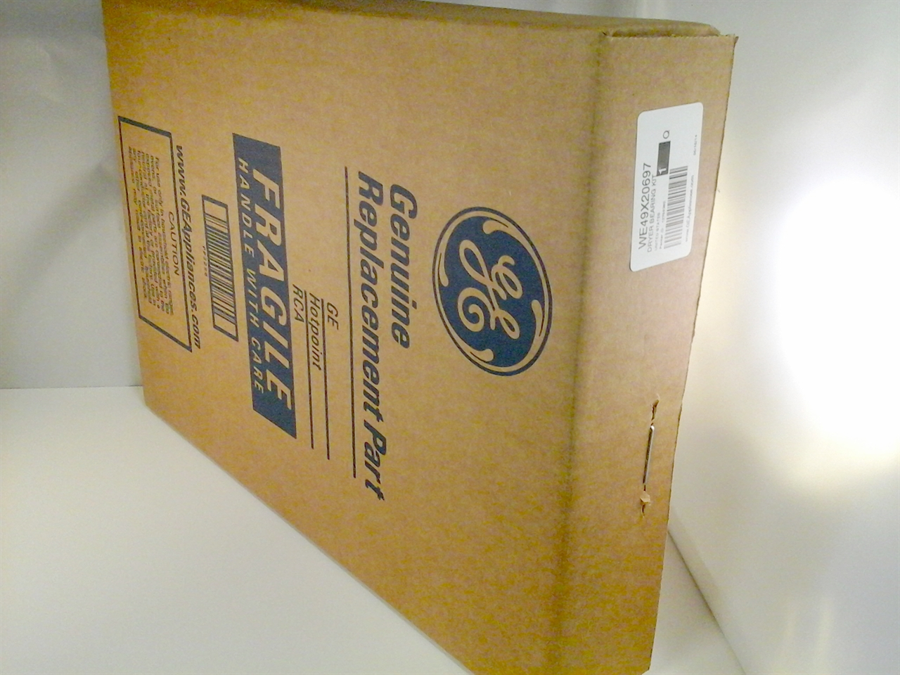 General Electric Dryer Bearing Kit Part We49x20697