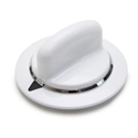 General Electric Timer Knob White Part # WE01X20374