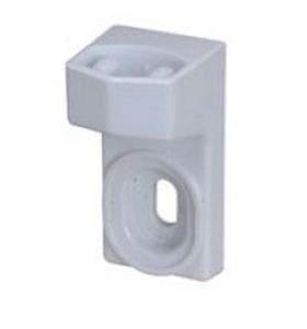 Picture of Refrigerator Handle Endcap for Whirlpool Part # 2183141 (ER2183141)