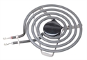 """D-Style 6"""" - 4 Turn 1500 Watt Replacement Range Surface Element (ERS46D15, MP15MA)"""