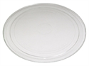 "Microwave Glass Turntable Round Tray( 10-11/16"" Diameter) Part # 30QBP0057"