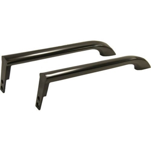 Picture of Refrigerator Black Handle Set for Frigidaire Part # 242059506