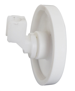 Picture of Dishrack Roller Wheel for Frigidaire Part # 5300809640 (ER154174501)