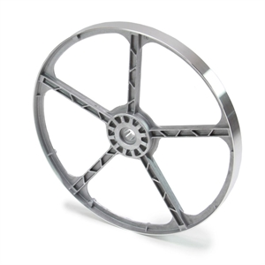 Picture of General Electric Drive Pulley Part # WH07X10019
