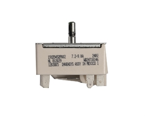 Picture of General Electric Control Surf Element Part # WB24T10146