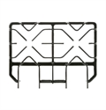 General Electric Grate Cast Assembly Part # WB31T10111