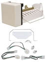 Refrigerator Icemaker Assembly for Whirlpool 4317943