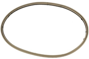 Picture of LG Dryer Door Gasket Part # 4986EL2004A