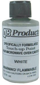 Picture of After Market Touch Up Paint Pearl White Part # 98QBP0301