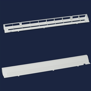 Whirlpool Microwave Oven Vent Grille W10269471 Appliance