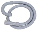 "Universal Poly-Flo Washer Drain Hose 6ft Part # 1"" Washer Drain Hose fore GE Part # ERSSD6PF"