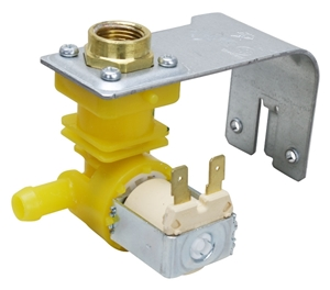 Picture of Dishwasher Water Valve for GE Part # WD15X1011 (ERWD15X1011)