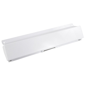Picture of General Electric Panel Access Assembly (White) Part # WD27X10165