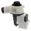 Washer Water Drain Pump for Whirlpool Part # WPW10661045 (ERW10661045)