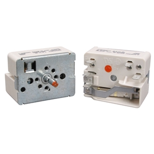 Picture of Infinite Burner Switch for GE Replacement Part # WB24T10025 (ERWB24T10025)