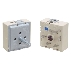 Picture of Infinite Burner Switch for GE Replacement Part # WB24T10119 (ERWB24T10119)