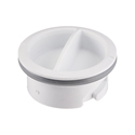 Frigidaire Cap Rinse Aid Wht  Dishwasher Part # 154388802