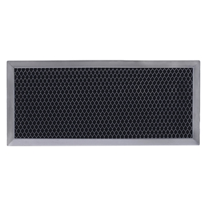 Picture of Whirlpool Microwave Charcoal Filter Part # 8205146A