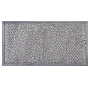 Picture of Whirlpool Microwave Grease Replacement Filter W10113040a