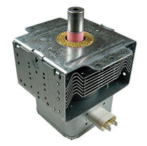 Picture of Magnetron for Whirlpool Part # MT1151SGB0 (10QBP1001)