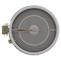 Radiant Surface Heating Element for GE Part # WB30T10044 (ERWB30T10044)
