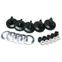 Aftermarket Knob Kit, Universal Gas Range Part # KN001