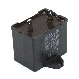 Picture of Whirlpool Capacitor *use 2169373 1st* Part # W10662129