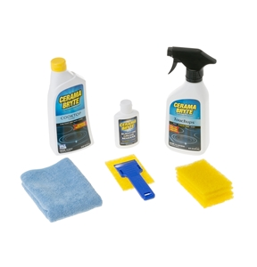 Picture of Cerama Bryte™ Complete Cooktop Cleaning Kit Part # WX10X10020