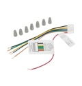 GE Zoneline Thermostat Install Kit Part # WP26X20983