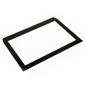 Whirlpool Oven Glass Door Frame Liner Part # WPW10335920