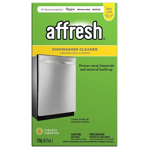 Picture of Affresh Dishwasher Cleaner Tablets Part # W10549851