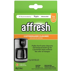 Picture of Affresh Coffee Maker Cleaner Part # W10355052