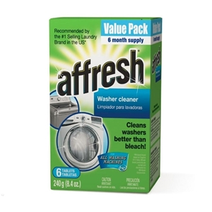 Picture of Affresh Washing Machine Cleaner Tablets Part # W10501250