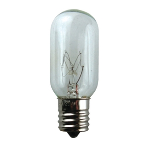 Picture of 25 Watt Tubular Appliance Light Bulb 130V