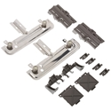 Dishwasher Rack Adjuster Kit for Whirlpool Part # WPW10350376