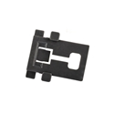 Dishwasher Adjuster Clip for Whirlpool Part # WPW10195840