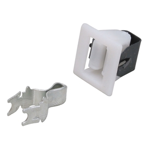 Picture of Dryer Door Latch and Strike For Whirlpool Part # 279570M