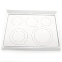 Frigidaire Range Main Glass Cooktop Part # 318394213