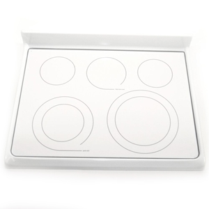 Picture of Frigidaire Range Main Glass Cooktop Part # 318394213