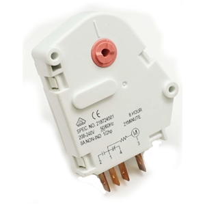 Picture of Defrost Timer for Frigidaire part # 218724501