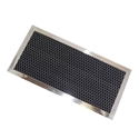 Whirlpool Charcoal Microwave Filter Part # W10120840