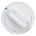 Speed Queen Washer Dryer Timer Control Knob (White) Part # 502220W