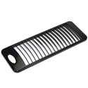 General Electric Oven Range Black Grill Vent Part # WB07X10346