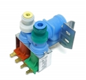 Refrigerator Dual Water Inlet Valve for Whirlpool Part # W10853654