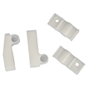 LG Washer Door Hinge Bushing Part # AGM73409001