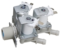 Washer Triple Water Valve for LG Part # 5220FR2075L