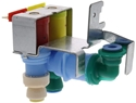 Refrigerator Dual Water Inlet Valve for Whirlpool Part # WPW10420083